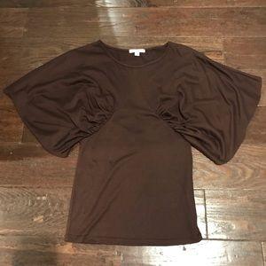 Dolman Short Sleeve Top